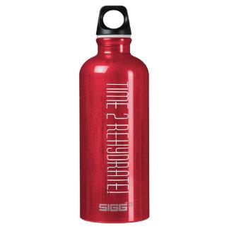 TIME 2 REHYDRATE! bottle SIGG Traveler 0.6L Water Bottle