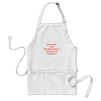 TIME ADULT APRON