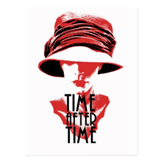 Time After Time Maison Rouge Postcard