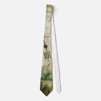 Time After Time Neck Tie