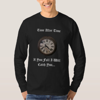 time after time show shirt