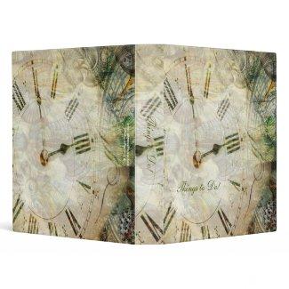 Time After Time - TBA winner binder
