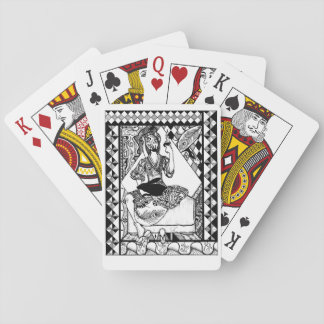 Time and Creation Playing Cards