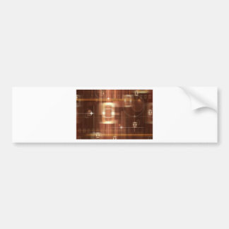 Time and Memory Bumper Sticker