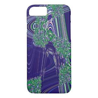 TIME AND SPACE ARE NEVER LINEAR iPhone 7 CASE