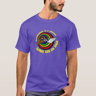 Time and Space Men's T-Shirt