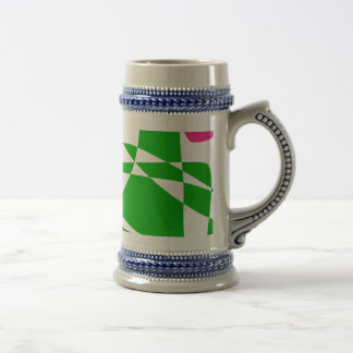 Time and Space 18 Oz Beer Stein