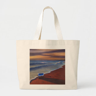 Time and Tide 1999 Large Tote Bag