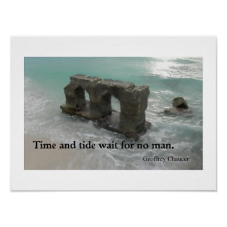 Time and Tide - art print