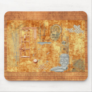 Time and Time Again Mouse Pad