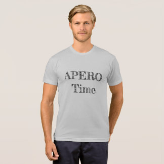Time APERITIF T-Shirt