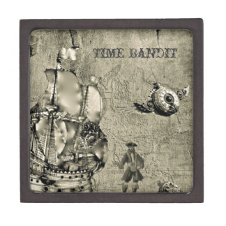 Time Bandit Collection Jewelry Box
