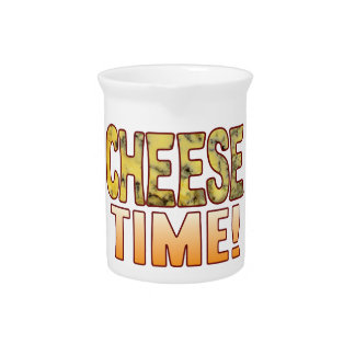 Time Blue Cheese Drink Pitcher