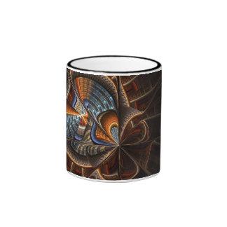 Time Breach Ringer Mug