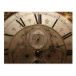 """""""time"""" by Coressel Productions Postcards"""