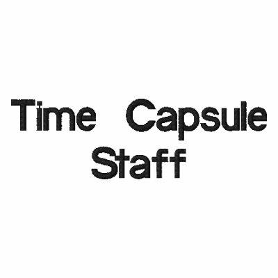Time Capsule Staff Shirt Polo