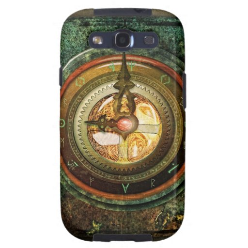 Time Case Samsung Galaxy SIII Covers