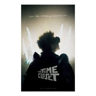 Time Closet Official Promo Poster - LARGE