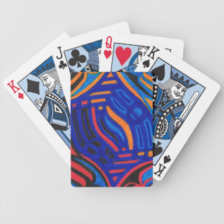 Time Control Bicycle Playing Cards