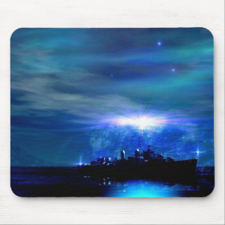 time control mouse pad