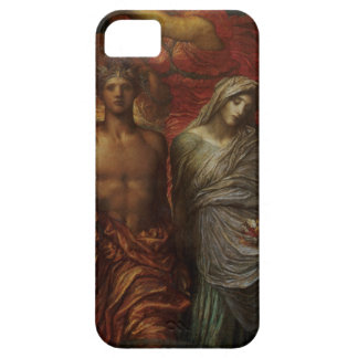 Time, Death and Judgement George Frederick Watts iPhone SE/5/5s Case