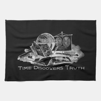 Time Discovers Truth Hand Towels