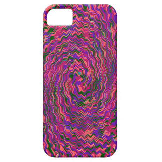 TIME DISTORTING AGAINST SPACE IN THE ELEVENTH UNIV iPhone SE/5/5s CASE