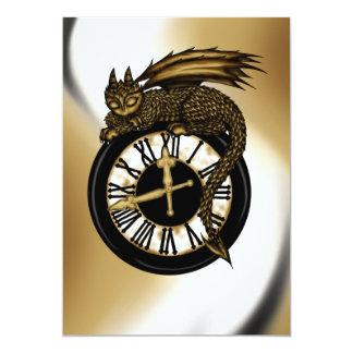 Time Dragon Card