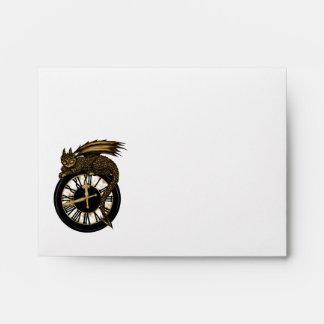 Time Dragon Envelopes
