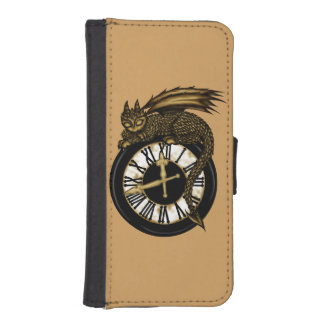 Time Dragon iPhone SE/5/5s Wallet