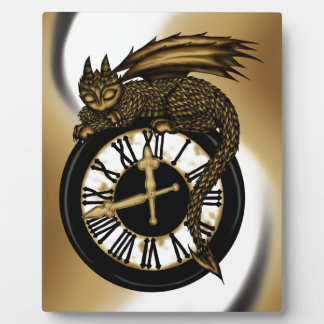 Time Dragon Plaque
