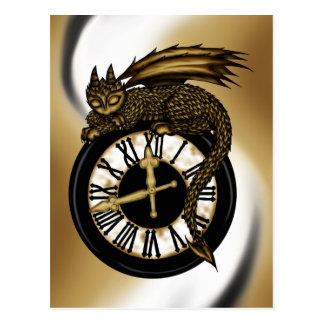 Time Dragon Postcard
