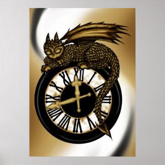 Time Dragon Poster