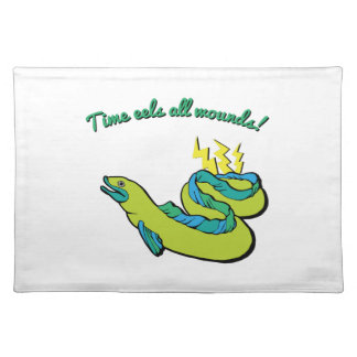 Time Eels Placemats
