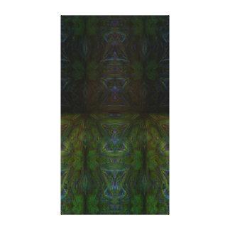 Time, encapsulated canvas print