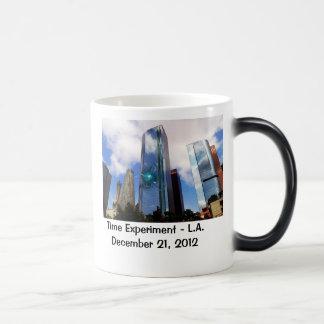 Time Experiment - Los Angeles December 21, 2012... Magic Mug
