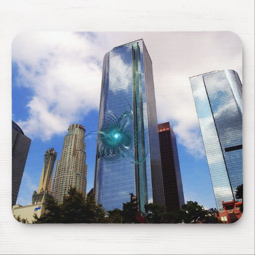 Time Experiment - Los Angeles December 21, 2012 Mouse Pads
