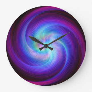 Time Flies 1 Wall Clock & Numeral Options