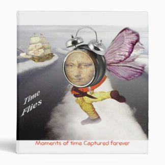 Time Flies - Avery Binder