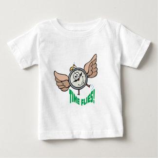 Time Flies Baby T-Shirt
