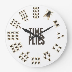 Image result for time flies clock
