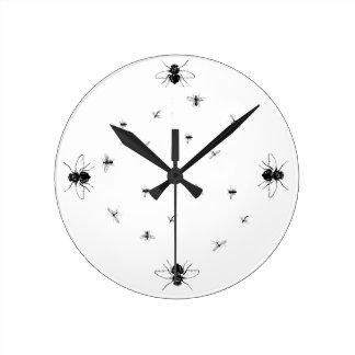 Time Flies! Funny Clock