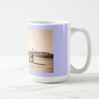 """Time Flies"" - Granville racer  Frank Hawks' racer Coffee Mug"