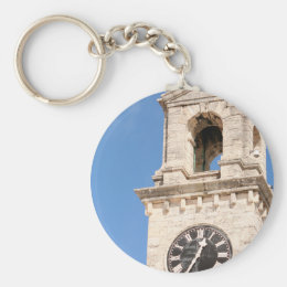 Time Flies keychain