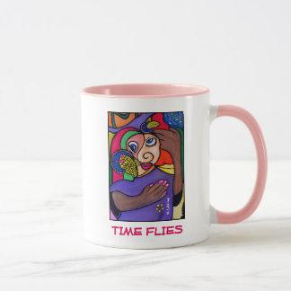 Time Flies  - Time Pieces Mug