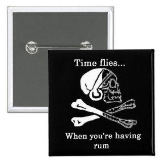 time flies when you're having rum button