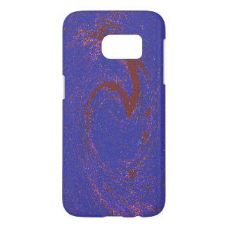 TIME FOLDING ONTO SPACE IN THE SIXTH UNIVERSE SAMSUNG GALAXY S7 CASE