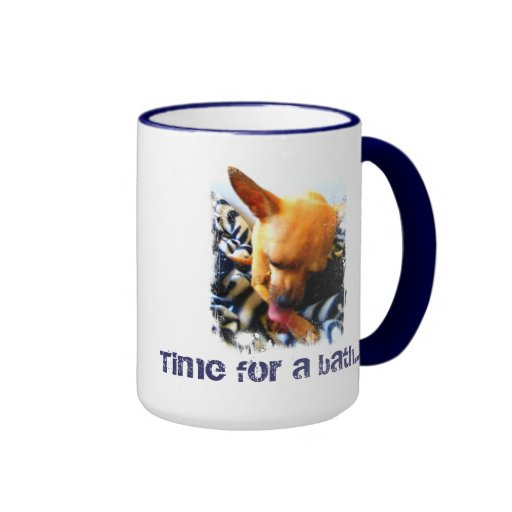 Time For A Bath... Jesus Is Coming Again! Mug