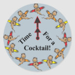 Time for a Cocktail! Sticker
