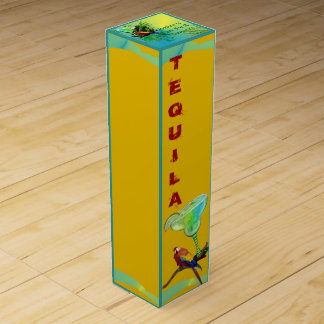 Time For A Margarita Wine Box